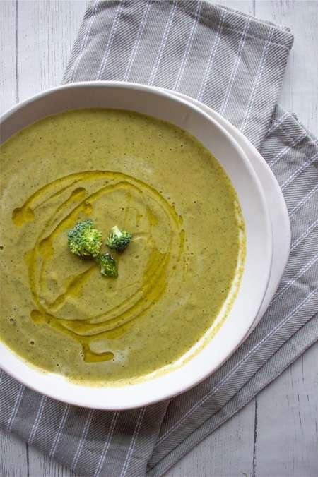 3-Ingredient Soup To Get Your Veggies